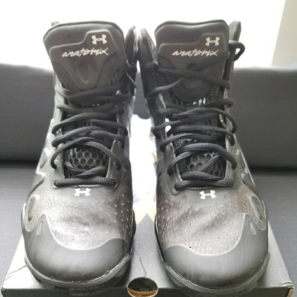 Under Armour Micro G Anatomix Spawn 2 Under Armour Anatomix Spawn 2 Shoes